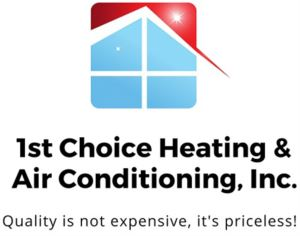 1st Choice Heating & Air Conditioning, Inc. logo